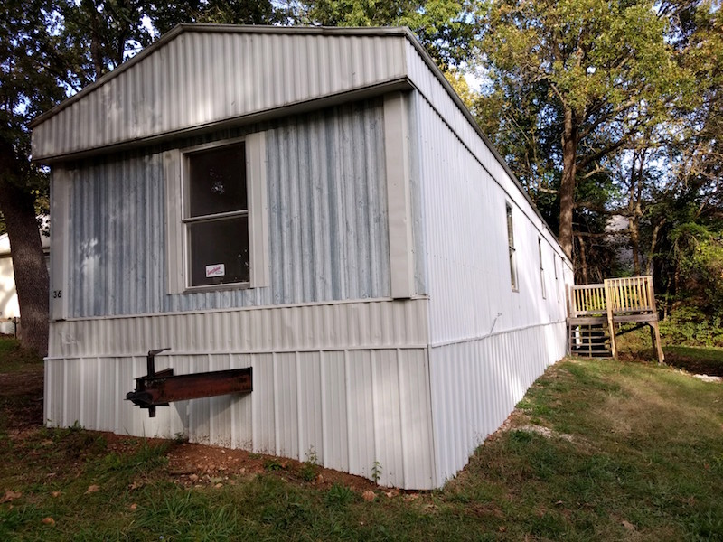 Trailer Home for Sale | Hilltop Vista Mobile Home Park | Ozark, MO